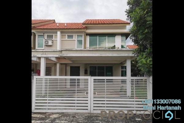 Semi-Detached For Sale in Bandar Putra Bertam, Penang Freehold Unfurnished 4R/3B 570k