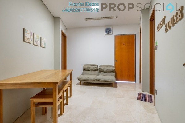 Condominium For Sale in Vortex Suites & Residences, KLCC Freehold Semi Furnished 2R/2B 850k