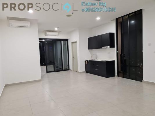 SoHo/Studio For Rent in Flexus Signature Suites, Segambut Freehold Semi Furnished 2R/2B 1.7k