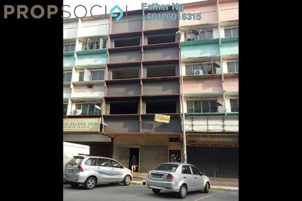 Shop For Rent in Kawasan 13, Port Klang Freehold Unfurnished 0R/8B 3k