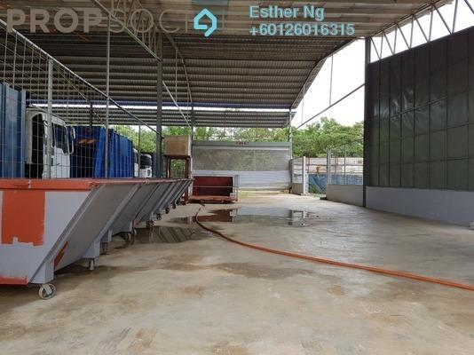 Factory For Rent in Bandar Tasik Puteri, Rawang Freehold Unfurnished 0R/1B 2.5k