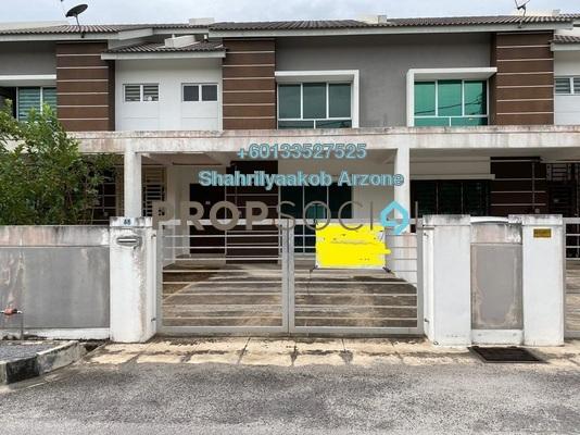 Terrace For Sale in Bandar Putra Bertam, Penang Freehold Unfurnished 4R/3B 435k