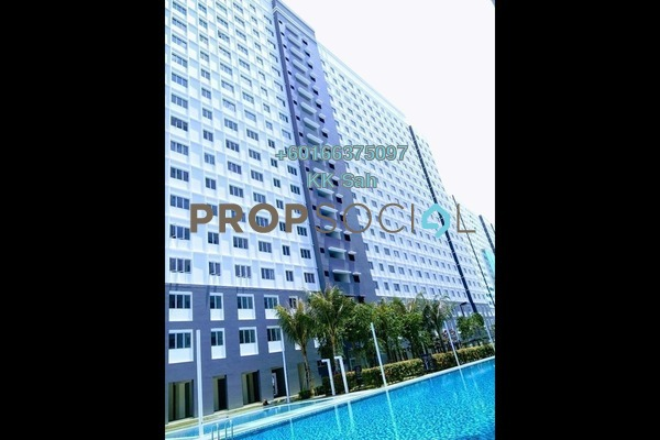 Condominium For Rent in Eco Majestic, Semenyih Freehold Semi Furnished 3R/2B 750translationmissing:en.pricing.unit