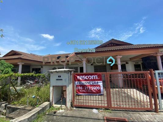 Terrace For Sale in Bandar Puncak Alam, Kuala Selangor Freehold Unfurnished 3R/2B 300k