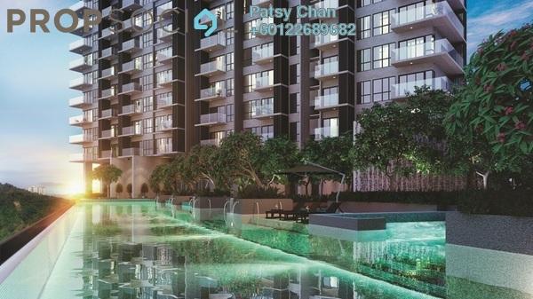Kediaman Berservis Untuk dijual di Hampton Damansara, Kuala Lumpur Freehold Semi Furnished 2R/2B 636Ribu