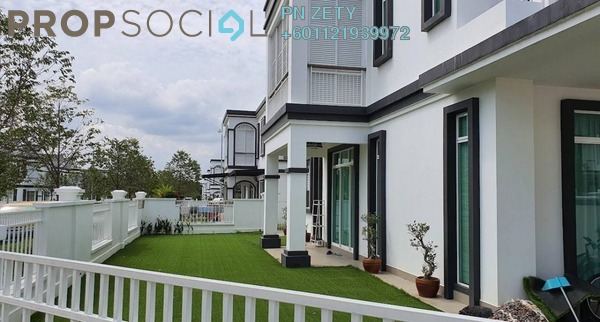 Terrace For Sale in Eco Majestic, Semenyih Freehold Unfurnished 4R/3B 1.3m