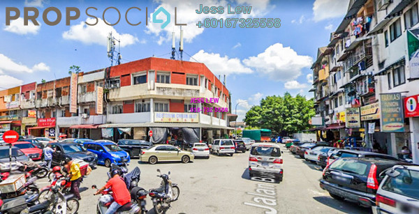 Shop For Sale in Taman Muda, Pandan Indah Freehold Semi Furnished 0R/0B 1.9m