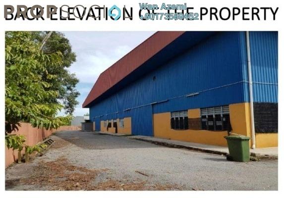 Land For Sale in Kawasan Perindustrian Gong Badak, Kuala Terengganu Leasehold Unfurnished 0R/0B 45m