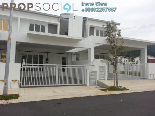 Terrace For Sale in Hessa @ Tiara Sendayan, Bandar Sri Sendayan Freehold Unfurnished 4R/3B 438k
