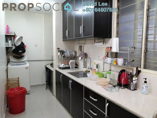 Apartment For Rent in Sri Saujana Apartment, Georgetown Freehold Semi Furnished 3R/1B 900translationmissing:en.pricing.unit