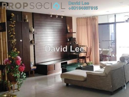 Duplex For Sale in Desa Permai Indah, Sungai Dua Freehold Semi Furnished 5R/4B 580k