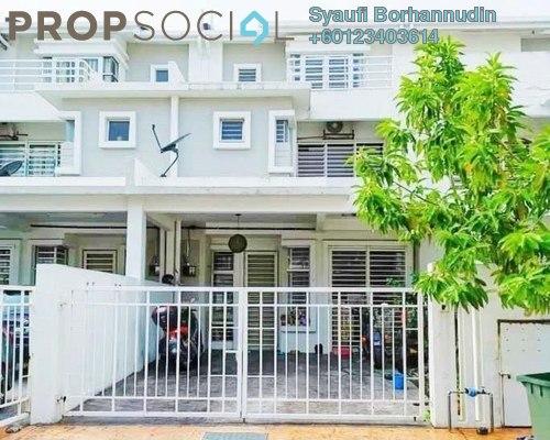 Terrace For Sale in Seri Wirani, Bandar Baru Bangi Leasehold Unfurnished 5R/4B 650k