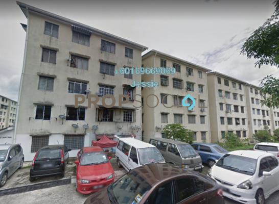 Apartment For Rent in Taman Impian Ehsan, Balakong Freehold Unfurnished 4R/2B 800translationmissing:en.pricing.unit