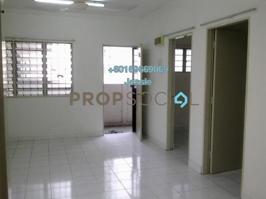 Apartment For Rent in Jalan Sungai Besi, Kuala Lumpur Freehold Unfurnished 3R/2B 800translationmissing:en.pricing.unit