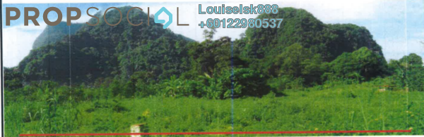 Land For Sale in Taman Desa Tambun, Tambun Leasehold Unfurnished 1R/1B 2.5m