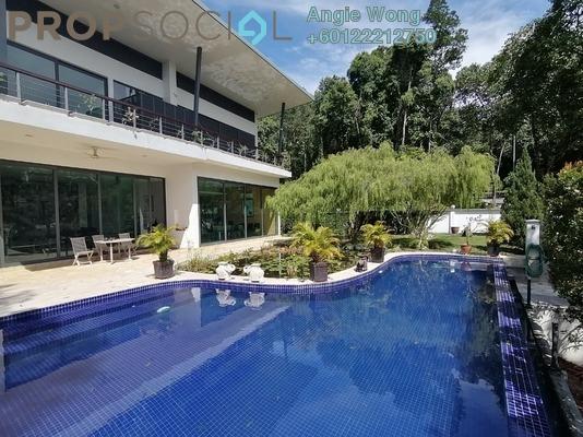 Bungalow For Sale in Taman Equine, Seri Kembangan Leasehold Fully Furnished 6R/7B 3.88m
