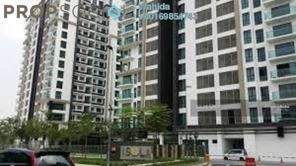 Condominium For Rent in Isola, Subang Jaya Freehold Fully Furnished 2R/2B 4k