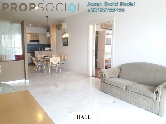Condominium For Sale in D-Villa Residence, Ampang Hilir Freehold Fully Furnished 3R/2B 550k