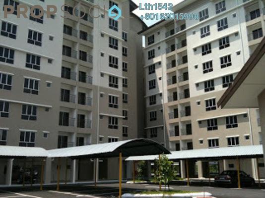 Apartment For Rent in Vista Mahkota Apartment, Bandar Mahkota Cheras Freehold Unfurnished 3R/2B 900translationmissing:en.pricing.unit