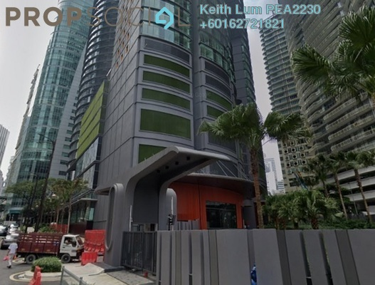 Condominium For Rent in Sky Suites @ KLCC, KLCC Freehold Fully Furnished 2R/2B 2.5k