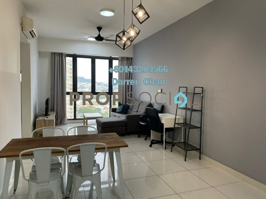 Condominium For Rent in Shamelin Star Serviced Residences, Cheras Freehold Fully Furnished 3R/2B 2k