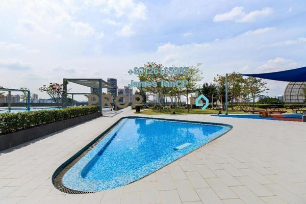 Condominium For Sale in Encorp Strand Residences, Kota Damansara Freehold Unfurnished 3R/2B 450k