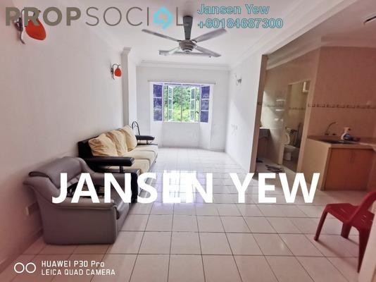 Apartment For Sale in Sri Impian Apartment, Farlim Freehold Semi Furnished 3R/2B 300k