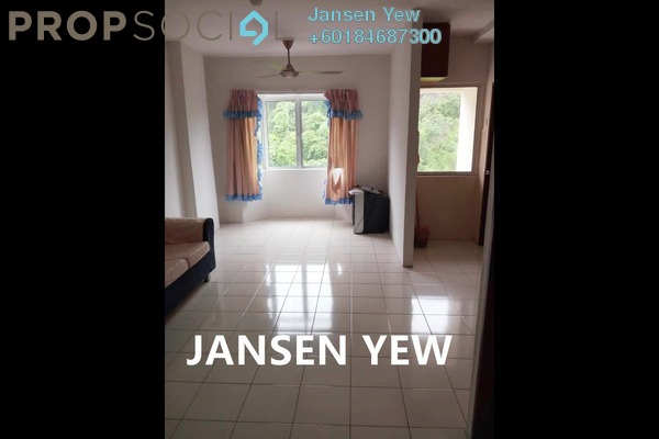 Apartment For Sale in Sri Impian Apartment, Farlim Freehold Unfurnished 3R/2B 280k