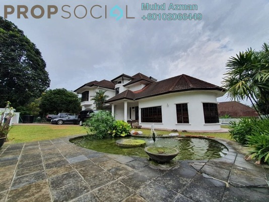 Bungalow For Sale in Country Heights Kajang, Kajang Freehold Semi Furnished 5R/5B 2.98m