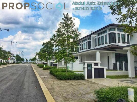 Semi-Detached For Sale in Eco Majestic, Semenyih Freehold Unfurnished 4R/5B 1.08m
