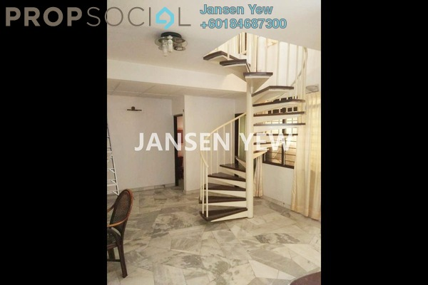 Duplex For Sale in Lavinia Apartment, Sungai Nibong Freehold Fully Furnished 4R/4B 730k