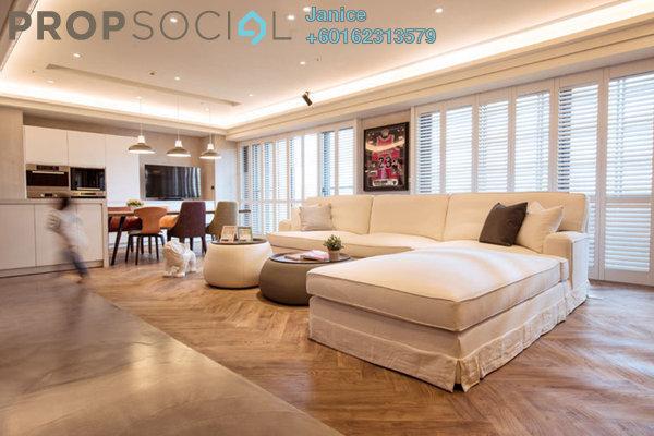 Condominium For Sale in Solaris Dutamas, Dutamas Freehold Semi Furnished 3R/2B 638k