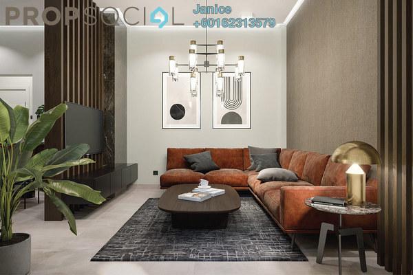 Condominium For Sale in Taman Maluri, Cheras Freehold Semi Furnished 3R/2B 634k