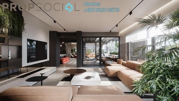 Condominium For Sale in Jalan Damai, Kuala Lumpur Freehold Semi Furnished 3R/2B 645k