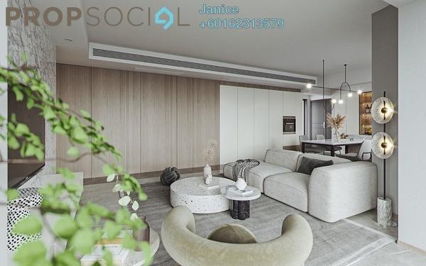 Condominium For Sale in Taman Mastiara, Jalan Ipoh Freehold Semi Furnished 3R/2B 657k