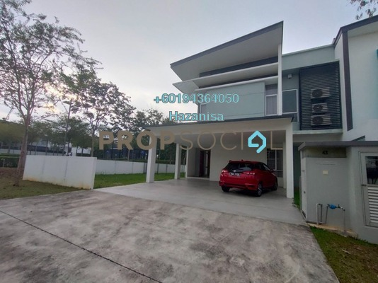 Terrace For Sale in Parkfield Residences @ Tropicana Heights, Kajang Freehold Unfurnished 5R/4B 1.3m