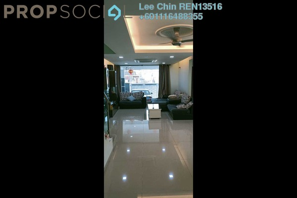 Semi-Detached For Sale in Taman Castlefield, Sungai Besi Freehold Semi Furnished 5R/4B 1.18m