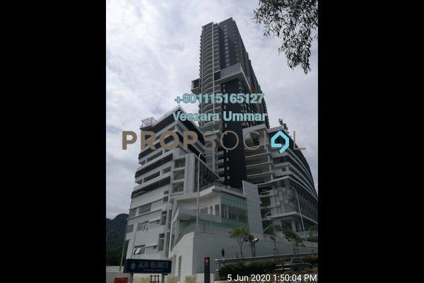 Condominium For Rent in Nadayu63, Melawati Freehold Semi Furnished 3R/2B 2k