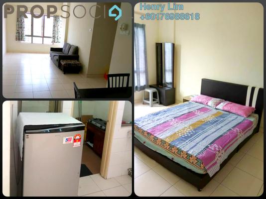Condominium For Sale in 1 Petaling, Sungai Besi Freehold Semi Furnished 3R/2B 350k