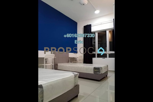 Condominium For Rent in The Edge Residen, Subang Jaya Freehold Fully Furnished 1R/1B 600translationmissing:en.pricing.unit