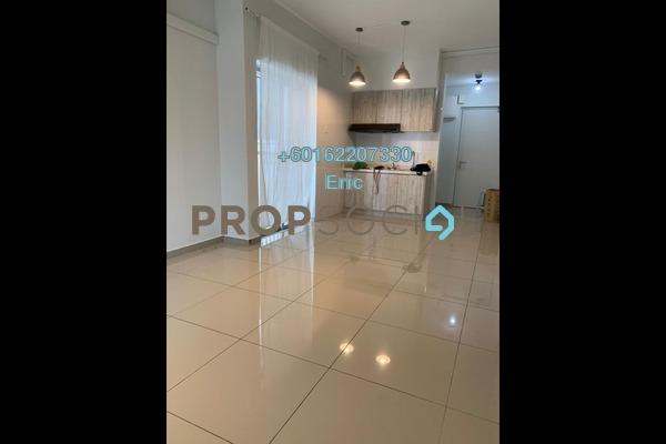 Condominium For Rent in The Edge Residen, Subang Jaya Freehold Semi Furnished 2R/2B 1.3k