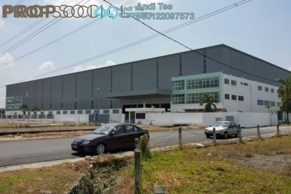 Factory For Sale in Taman Alam Megah, Shah Alam Freehold Unfurnished 0R/0B 45m
