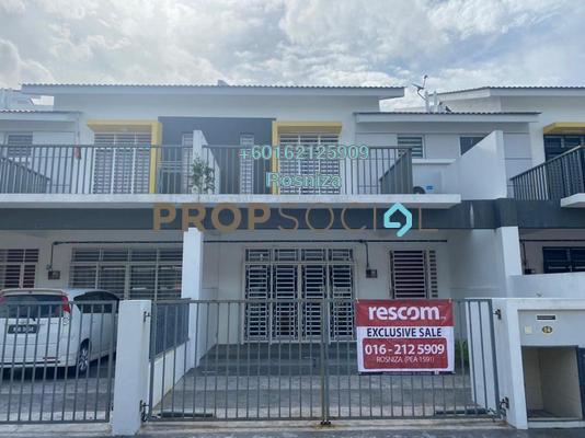 Terrace For Sale in Sungai Pelek, Sepang Freehold Unfurnished 5R/3B 490k