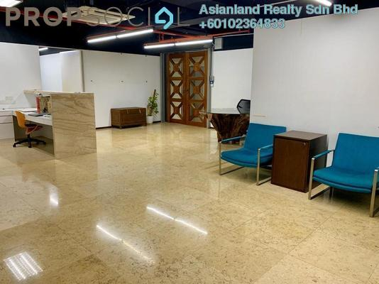 Office For Rent in One Mont Kiara, Mont Kiara Freehold Semi Furnished 0R/0B 25k