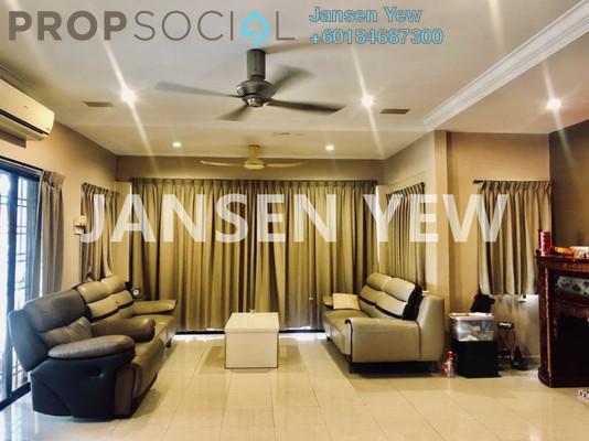 Terrace For Sale in Jalan Sungai Kelian, Tanjung Bungah Freehold Semi Furnished 4R/3B 2.1m