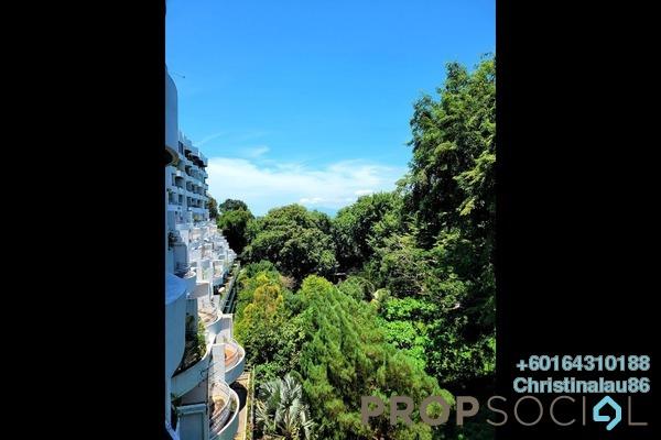 Apartment For Sale in Aquarius, Batu Ferringhi Freehold Fully Furnished 2R/2B 350k