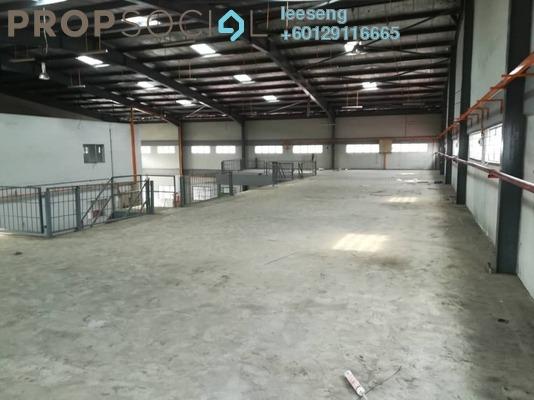 Factory For Rent in Kampung Jawa, Shah Alam Freehold Unfurnished 0R/0B 25k
