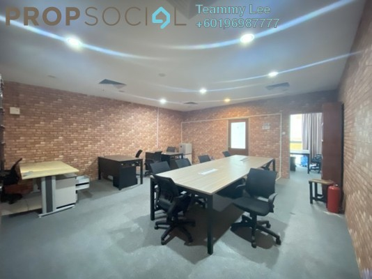 Office For Sale in Southgate, Sungai Besi Freehold Semi Furnished 2R/0B 500k