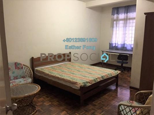 Apartment For Rent in Nova II, Segambut Freehold Semi Furnished 3R/2B 1.1k
