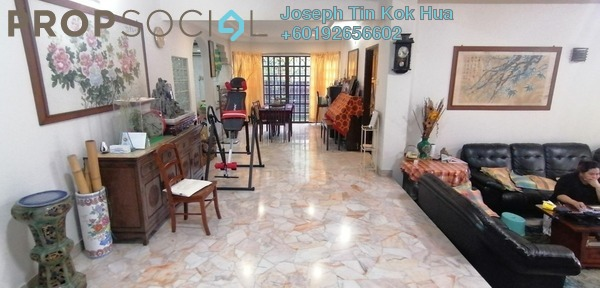 Bungalow For Sale in Taman OUG, Old Klang Road Freehold Semi Furnished 6R/3B 2.49m